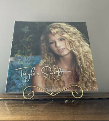 Taylor Swift Self Titled Debut Vinyl Record - 2LP New - Sealed First Album Debut