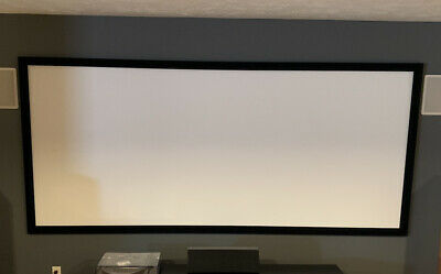 Dragonfly Matte White 125 2-351 Projection Screen
