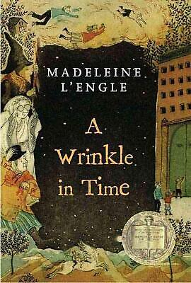 A Wrinkle in Time by Madeleine LEngle English Paperback Book Free Shipping