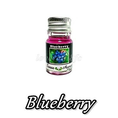 Blueberry Pure Essential Oil 5ml Free Ship