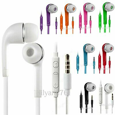 In-Ear Earphones Headphone 3-5mm for Samsung Galaxy iPod MP3 MP4 PC iPhone Music