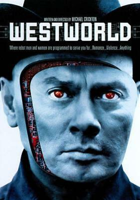 WESTWORLD NEW DVD