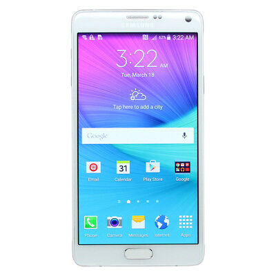 Samsung Galaxy Note 4 SM-N910A 32GB Smartphone for AT-T