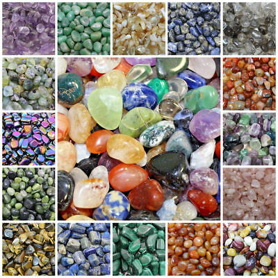 Tumbled Stones You Choose the Type Gemstone Reiki Crystal Healing Rock List A