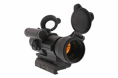 Aimpoint Patrol Rifle Optic PRO Electronic Red Dot Sight QRP2 Mount - 12841