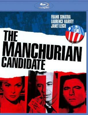 THE MANCHURIAN CANDIDATE USED - VERY GOOD BLU-RAY