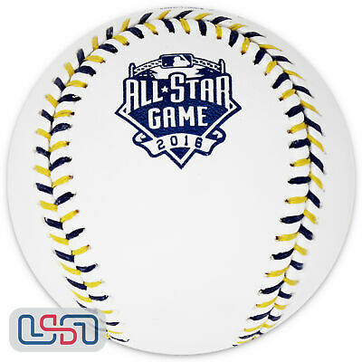 Rawlings 2016 MLB All Star Official Game Baseball San Diego Padres - Boxed