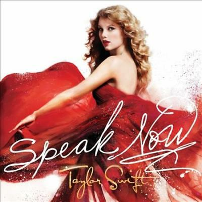 TAYLOR SWIFT - SPEAK NOW DELUXE EDITION NEW CD