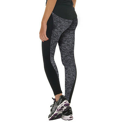 Women Sexy Sports Trousers Athletic Gym Workout Fitness Yoga Leggings Pants