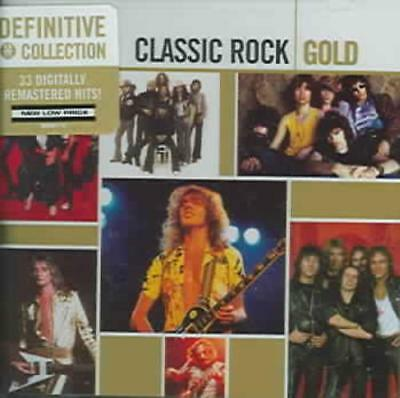 VARIOUS ARTISTS - CLASSIC ROCK GOLD NEW CD