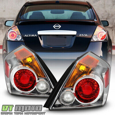 For 2007-2012 Altima Sedan Tail Lights Brake Lamps Replacement 07-12 Left-Right