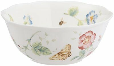 Lenox Butterfly Meadow Large All Purpose Bowl New