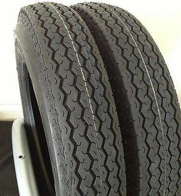 New Set of 2 Deestone Trailer Tires 5-30X12  6ly