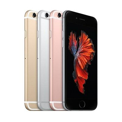 Apple iPhone 6S 16GB Factory Unlocked 4G LTE 12MP Camera iOS WiFi Smartphone