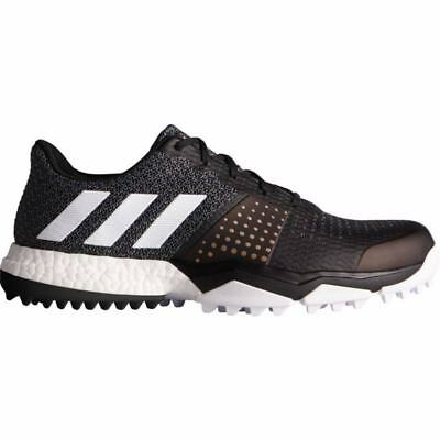 New Adidas 2017 Adipower Sport Boost 3 Mens Golf Shoes - Black - Pick Size