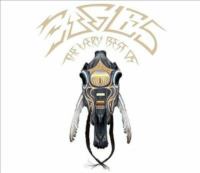 The Very Best Of by Eagles CD Oct-2003 2 Discs NEW