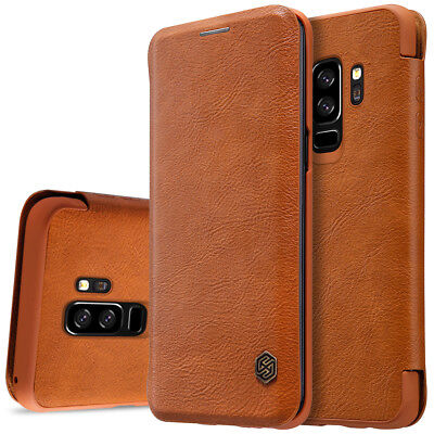 For Samsung Galaxy S10 PlusS10eNote 98S9 Flip Card Slot Wallet Leather Case