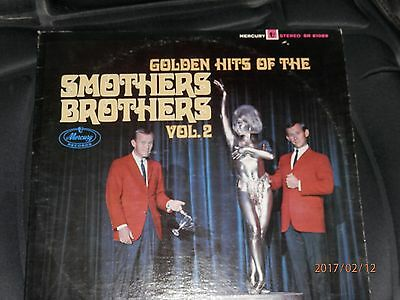 Golden Hits Of The Smothers Brothers Vol- 2 1966 VINYLLP - CD TRANSFER