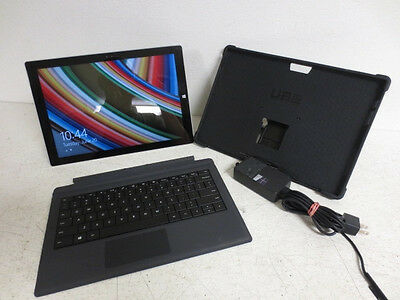 Microsoft Surface 3 Windows Pro 8-1 128GB Intel Core i5 1-9Ghz 4GB Tablet 1631