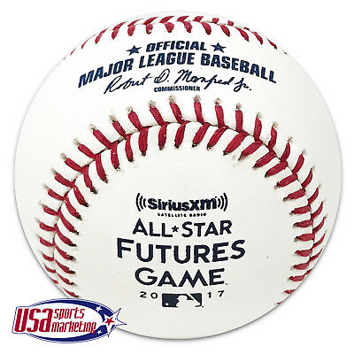 Rawlings Official 2017 All Star Futures Game MLB Baseball Miami - Boxed