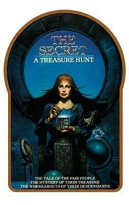 The Secret by Byron Preiss English Hardcover Book Free Shipping
