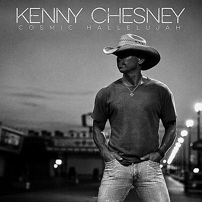 Cosmic Hallelujah  by Kenny Chesney CD Oct-2016 Columbia USA NEW