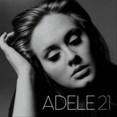 21 by Adele CD Feb-2011 Columbia USA NEW