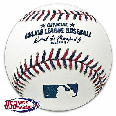 Rawlings 2017 Fourth 4th of July Official MLB Game Baseball - Boxed