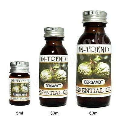 Bergamot Essential Oil 100 Pure Many Sizes Free Shipping