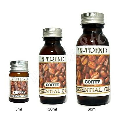 Coffee Essential Oil 100 Pure Many Sizes Free Shipping