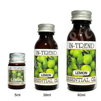 Lemon Essential Oil 100 Pure Many Sizes Free Shipping