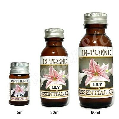 Lily Essential Oil 100 Pure Many Sizes Free Shipping
