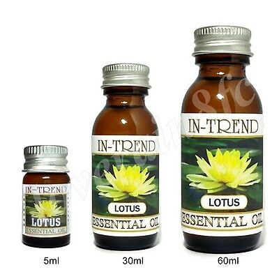 Lotus Essential Oil 100 Pure Many Sizes Free Shipping