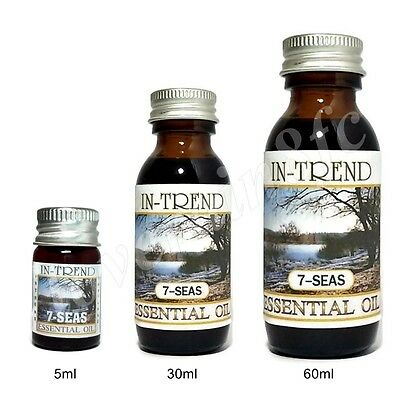 Seven seas Essential Oil 100 Pure Many Sizes Free Shipping