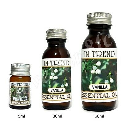 Vanilla Essential Oil 100 Pure Many Sizes Free Shipping