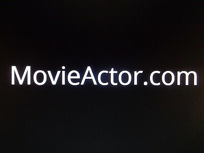 MovieActor- com Premium Aged Domain Name Investment Business Income Opportunity