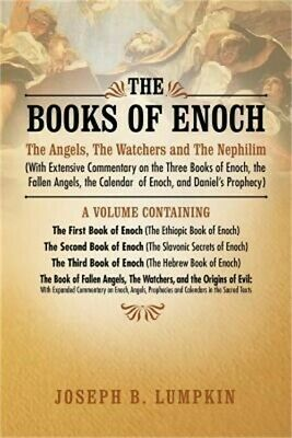The Books of Enoch The Angels the Watchers and the Nephilim with Extensive Co
