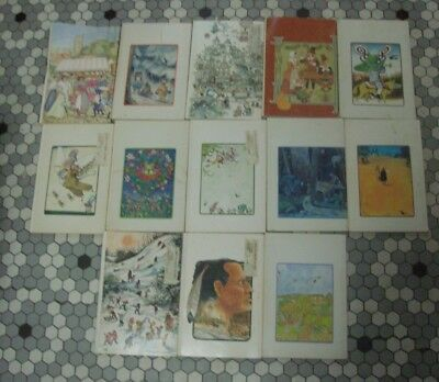 Cricket The Magazine for Children - Lot of 13 Vintage 1970s Magazines