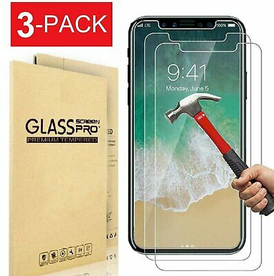 Premium Real Screen Protector Tempered Glass Film For iPhone 8  iPhone 8 Plus