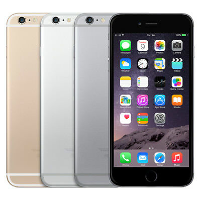 Apple iPhone 6 Plus 16GB 64GB 128GB Factory Unlocked AT-T Verizon T-Mobile