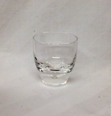Steuben Crystal Mid Century Cocktail Glass 7937 Dimple George Thompson