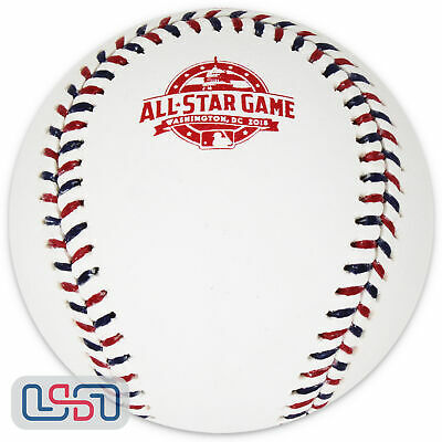 Rawlings 2018 MLB All Star Official Game Baseball Washington Nationals - Boxed