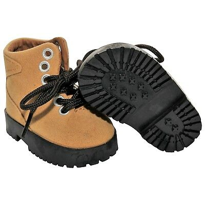 18 Inch Doll Clothes AccessoryHiking Work Boots - Shoe Box Fit American Girl