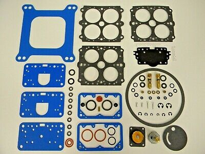 Holley Performance Carburetor Rebuild Kit 1850 3310 9776 80457 80670 80508