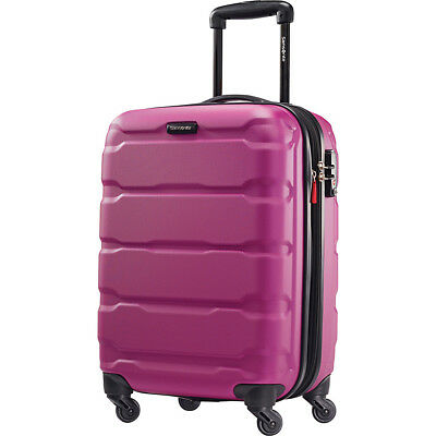Samsonite Omni PC Hardside Spinner 20 5 Colors Hardside Carry-On NEW