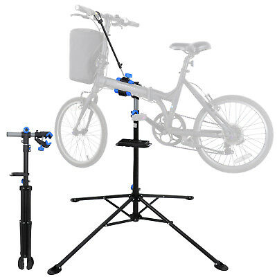 Pro Bike 42 To 74 Repair Stand Adjustable w Telescopic Arm Cycle Bicycle Rack