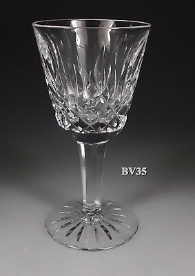WATERFORD CRYSTAL LISMORE CORDIAL  3 12 - SET OF 2 CORDIALS - PERFECT