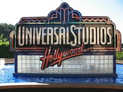 UNIVERSAL STUDIOS HOLLYWOOD CALIFORNIA ANNUAL PASS 109 A PROMO DISCOUNT TOOL