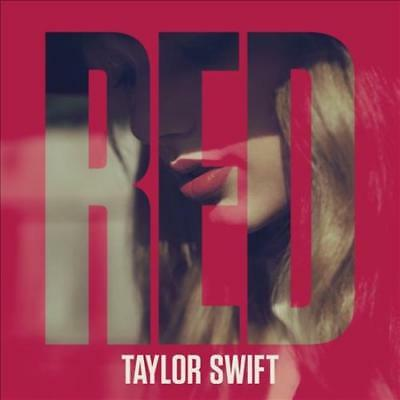 TAYLOR SWIFT - RED DELUXE EDITION NEW CD