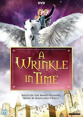 A WRINKLE IN TIME NEW DVD